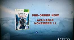 تسريب فيديو من لعبة Assassin's Creed: Rogue