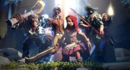 Gameplay للـMOBA القادمة Arena of Fate