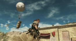 عرض لمميزات مضحكة للـCardbox في Metal Gear Solid 5