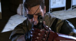 تحديد معاد نزول Metal Gear Solid V The Phantom Pain اخيرا