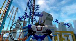الاعلان عن لعبة ScreamRide للـXbox One