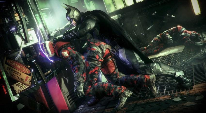 مطوري سلسلة Batman Arkham يلمحون من جديد للعبتهم الجديدة