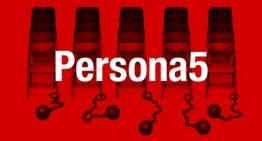 اول عرض للعبة Persona 5