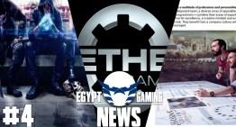 الحلقة الرابعة من EGN – تسريبات Assasssin's Creed Golden Age و الغاء تطوير Shadow Realms و Bethesda تنظم عرض في E3 2015