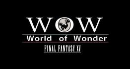 فيديو عن الحياة البرية و انواع الحيوانات في Final Fantasy XV