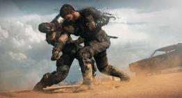 عرض جديد للعبة Mad Max مليان تفجيرات و رملة