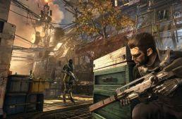 Deus Ex ترد على عرض Call of Duty الاخير