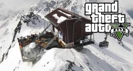نزول MOD  بيسمح بنزول التلج في GTA ONLINE