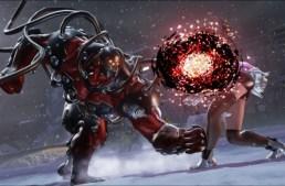 الكشف عن Gigas شخصية جديدة في Tekken 7