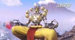 فيديو لشخصية جديدة في لعبة Overwatch اسمه Zenyatta