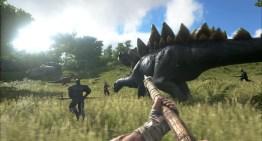 فيديو للعبة Ark: Survival Evolved بيوضح الجيمبلاي و الحياة وسط الديناصورات