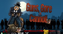 مراجعة Guns, Gore and Cannoli