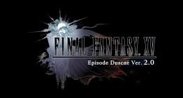 فيديو جديد للتحديث الجديد لديمو لعبة Final Fantasy XV