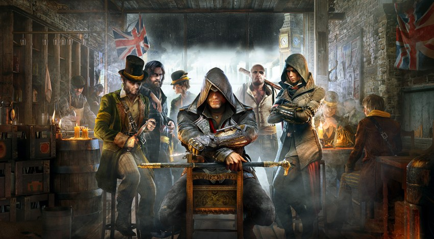 تحديث جديد Assassin's Creed Syndicate يضيف دعم PS4 Pro