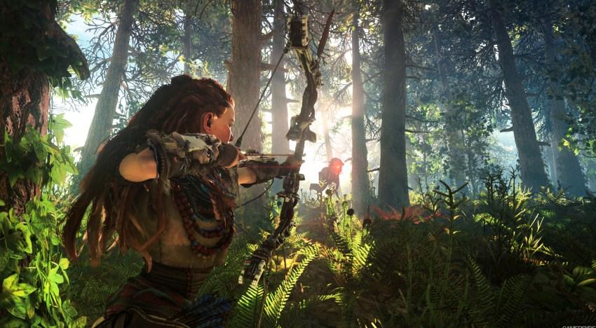 عرض جديد و رائع لجيمبلاي لعبة Horizon Zero Dawn من E3 2016