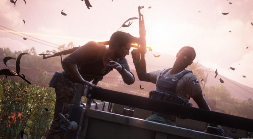 انتهاء تطوير لعبة Uncharted 4