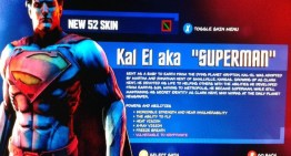 تسريب المزيد من الصور من لعبة Superman القادمة