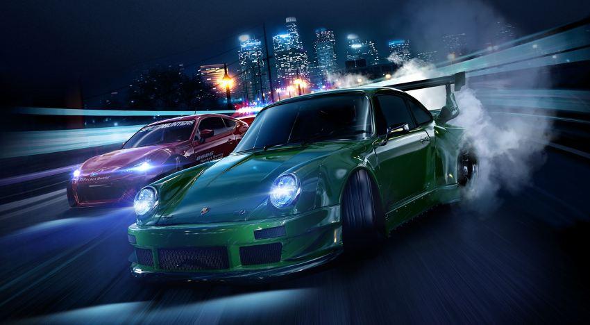 مدير شركة EA التنفيذي يؤكد علي تطوير جزء جديد من سلسلة Need for Speed