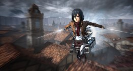 مجموعة صور من لعبة Attack on Titan الجديدة