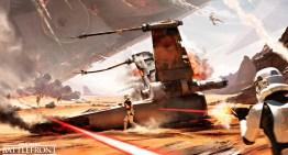 البيتا الخاص بـStar Wars Battlefront هينزل في أول أكتوبر