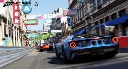 عرض جديد لـForza 6 عن فيزيائية الامطار في اللعبة