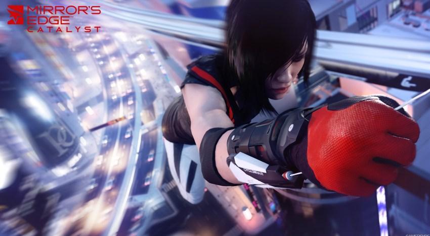 الاعلان عن Closed Beta للعبة Mirror's Edge Catalyst و عرض جديد لقصة اللعبة