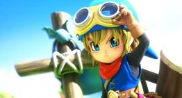الاعلان عن Dragon Quest Builders