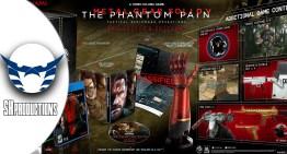 فتح علبة النسخة الخاصة من Metal Gear Solid 5: The Phantom Pain