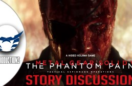 مناقشة قصة Metal Gear Solid V The Phantom Pain