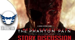 مناقشة قصة Metal Gear Solid V The Phantom Pain