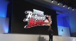 الاعلان عن One Piece: Burning Blood  للبلاي ستيشن 4 و VITA
