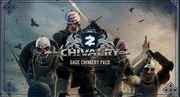 الاضافة القادمة الخاصة بـPayDay 2 هتبقى عبارة عن اسلحة من Chivalry Medieval Warfare
