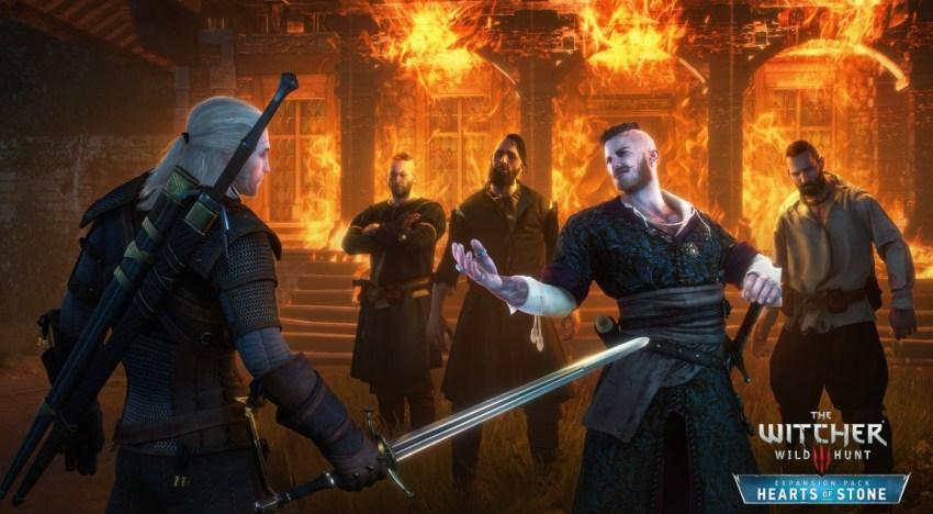 لعبة The Witcher 3 تعمل بأداء يصل لـ60FPS علي الـXbox One X بدون تحديثات