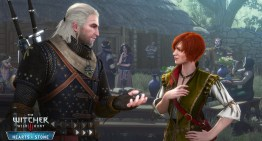 اول عرض و تفاصيل عن اضافة  Hearts of Stone للعبة The Witcher 3