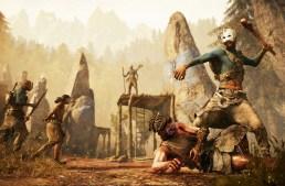 التقييم العمري للعبة Far Cry Primal بيوضح وجود مشاهد تعذيب و بتر اطراف