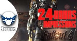 انطباع عن Fallout 4 بعد 24 ساعة لعب
