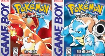 اعادة اصدار نسخ Blue و Red و Yellow من سلسلة Pokemon في اوائل 2016