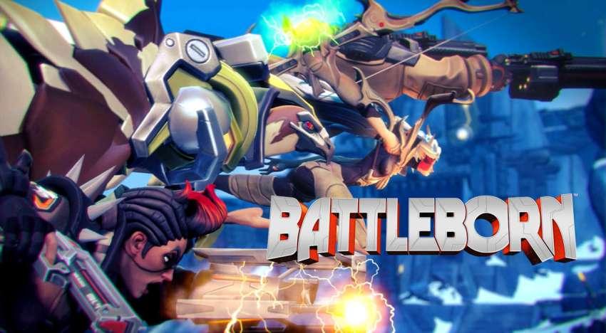 اشاعة : لعبة Battleborn من المحتمل تتحول للعبة مجانية