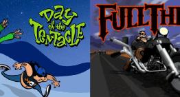 الاعلان عن Remasters لـDay of The Tentacle و Fullthrottle