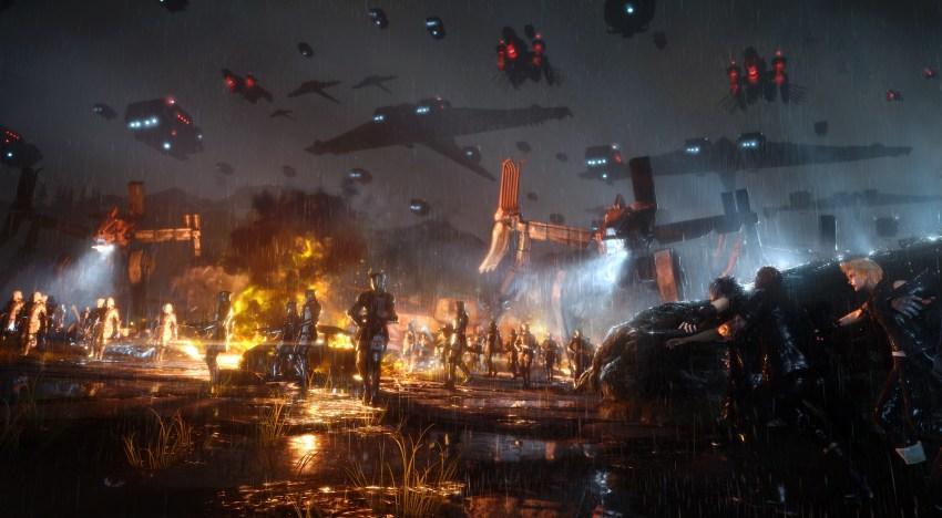 تفاصيل جديدة عن Gameplay و اسلوب القتال و السحر في لعبة Final Fantasy XV