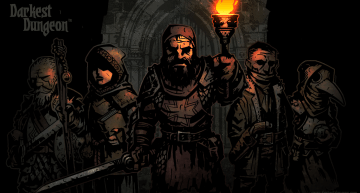 الاعلان عن Darkest Dungeon على Nintendo Switch