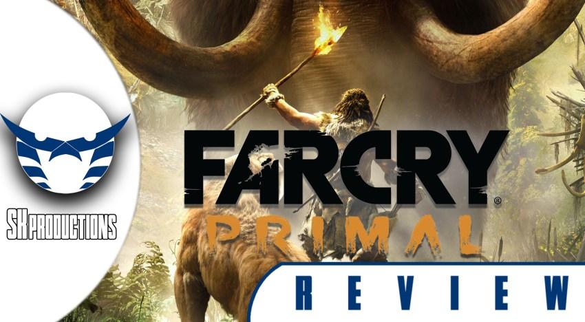 مراجعة لعبة Far Cry Primal