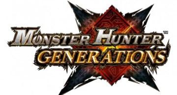 الاعلان عن الاصدار الغربي للعبة  Monster Hunter X بأسم Monster Hunter Generations علي الـNintendo 3DS