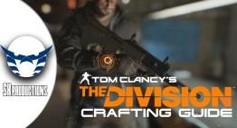 شرح تصنيع الاسلحة و الادوات في The Division