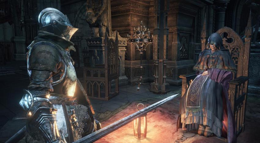 ظهور اماكن و Boss Fights جديدة في عرض نزول لعبة Dark Souls 3