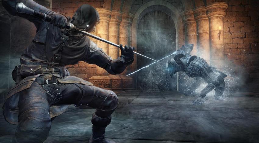 اشاعة : ثلاثية Dark Souls من المحتمل تطويرها للـNintendo Switch