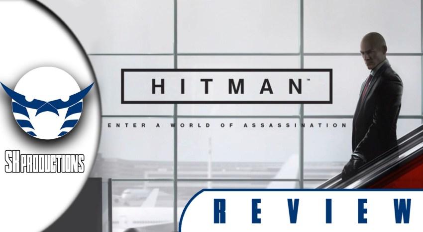 مراجعة الحلقة الاول من Hitman