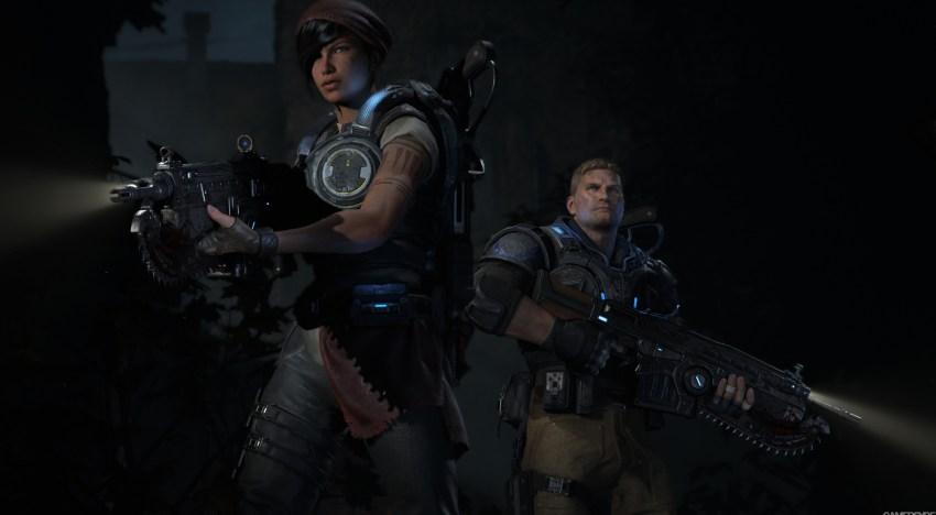 الكشف عن موعد اصدار Gears of War 4!!
