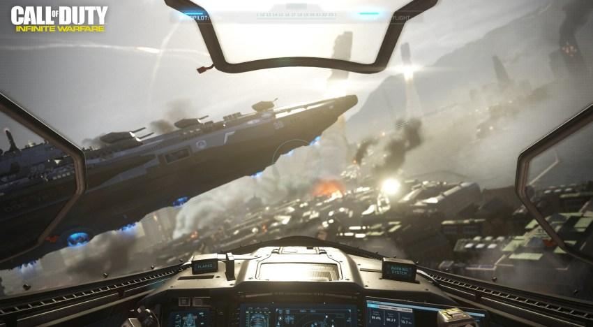 رد مدير شركة Activision علي الهجوم علي لعبة Call of Duty: Infinite Warfare