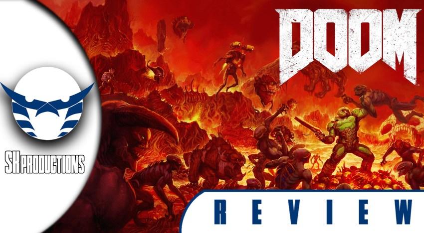 مراجعة لعبة DOOM
